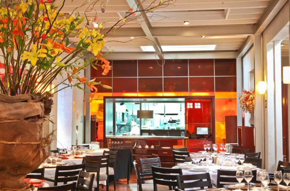 Um dos melhores restaurantes do mundo, Astrid y Gastón, fica em Lima– a cidade é conhecida internacionalmente pela sua excelência gastronômica