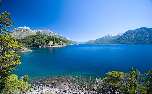 Vai ser bonito assim lá em Bariloche