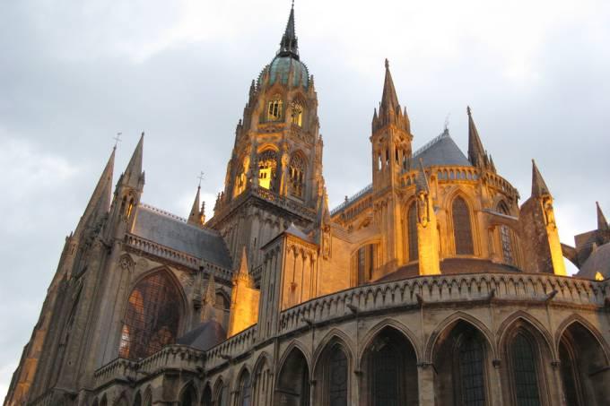 Catedral de Bayeux, França