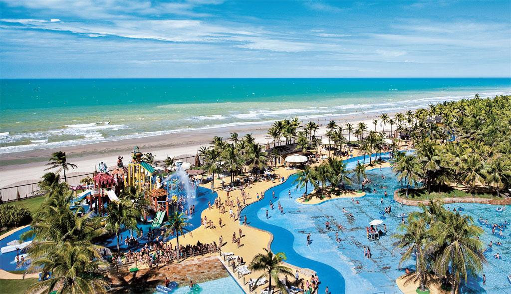 Beach Park: a imagem do paraíso das crianças e dos pais céticos