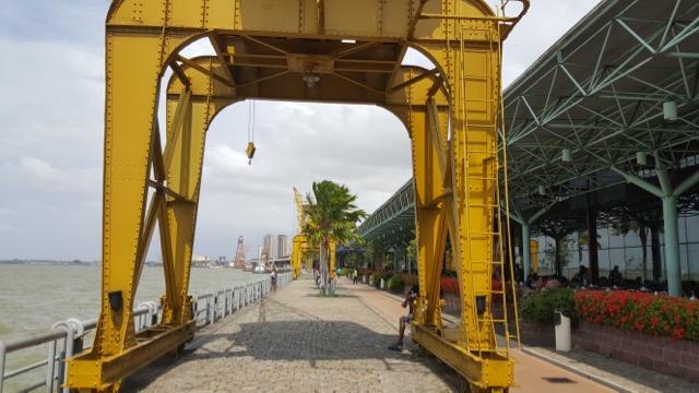 Estação das Docas, o Puerto Madero de Belém
