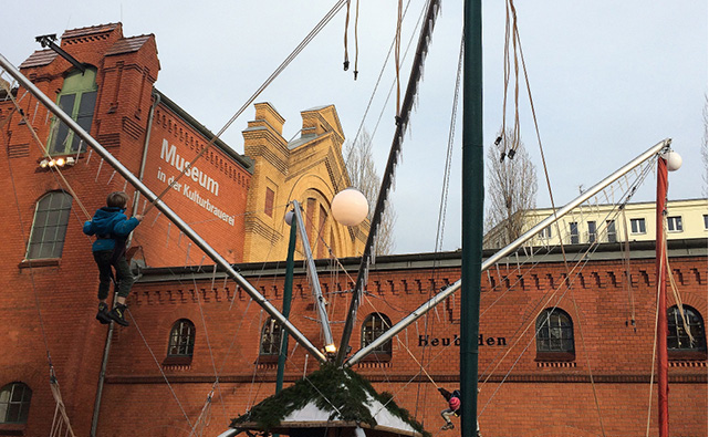 Kulturbrauerei, a fábrica de cerveja que virou centro cultural