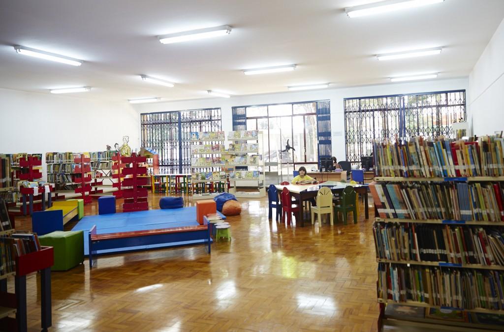 Biblioteca Monteiro Lobato  (Foto: Virada da Saúde/Flickr/Creative Commons)