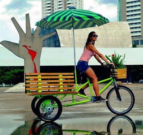 Bikes podem virar praças, creia / FOTO Divulgação