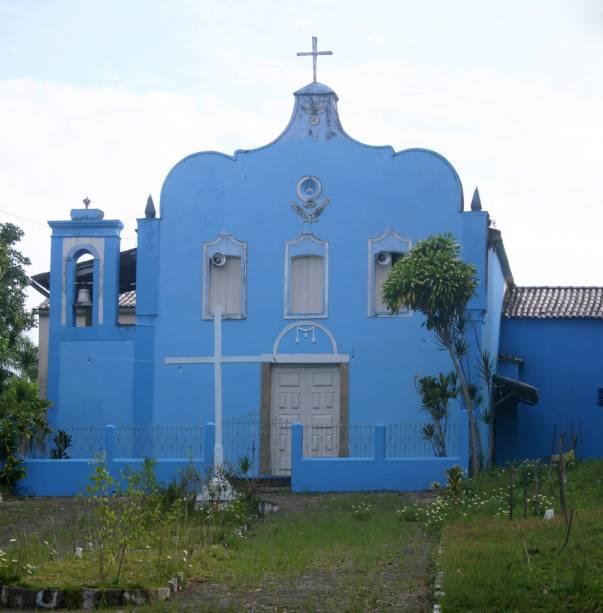 Igreja da Vila Boipeba