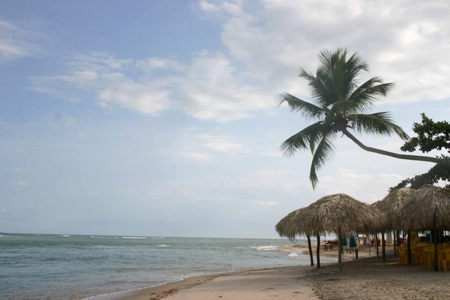 A Boca da Barra tem a vila com mais estrutura de comércio, serviços e hospedagens na ilha