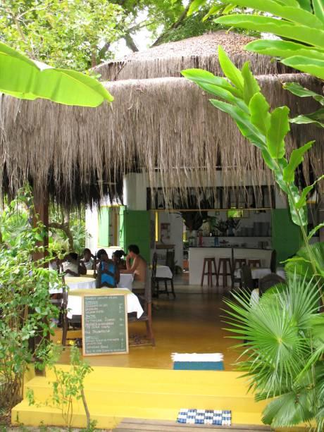 Pousada Santa Clara, na Praia Boca da Barra