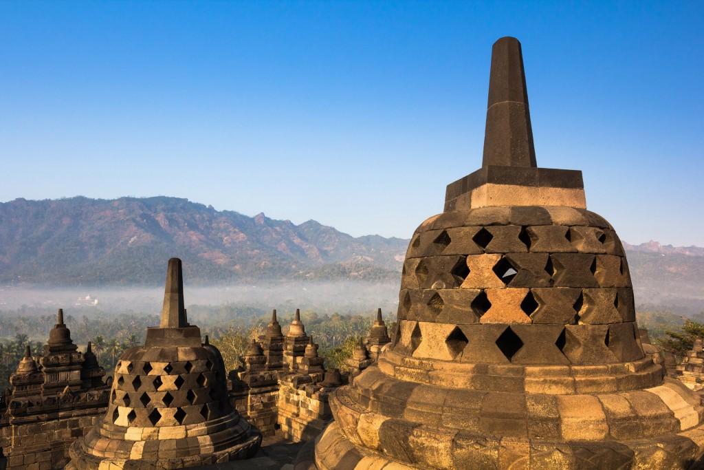 Borobudur,-Indonesia