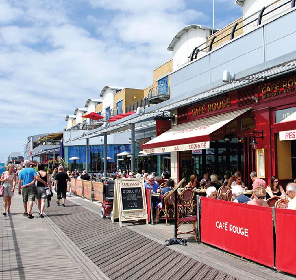 A praiana Brighton