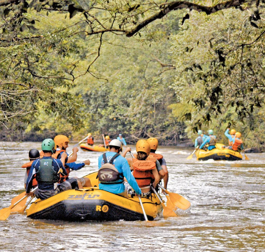 Rafting em Brotas (SP)