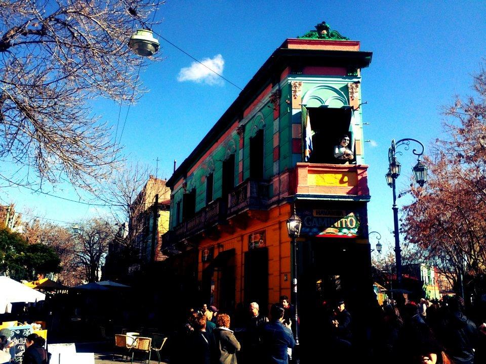 La Boca: tem que ir quando estiver em Buenos Aires