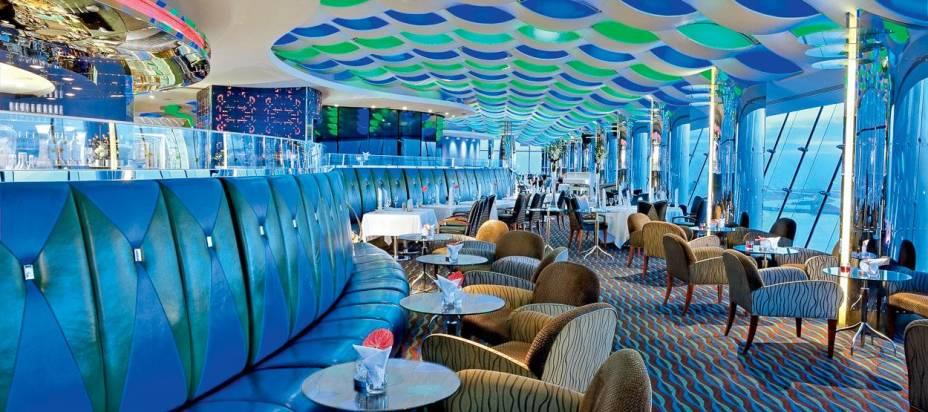 Skyview Bar, Burj Al Arab
