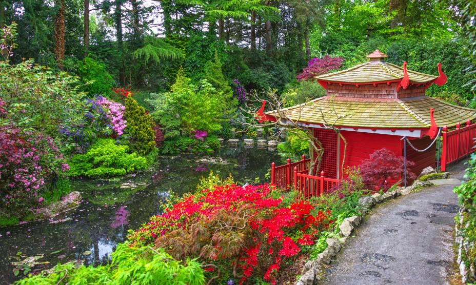 O Japanese Garden de Portland, um dos mais lindos do mundo fora do território asiático