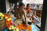 Mercado de Katmandu, Nepal