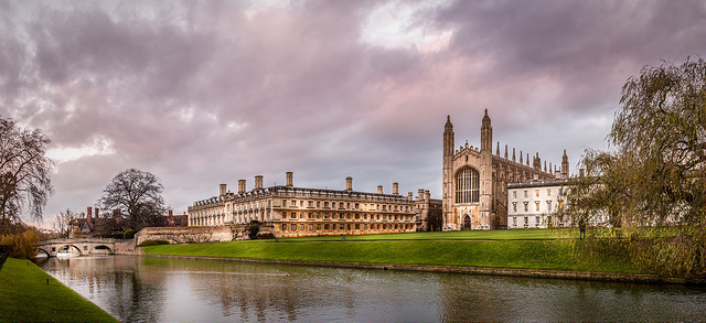 A universidade de Cambridge (foto: Paul D/Flirck/creative commons)