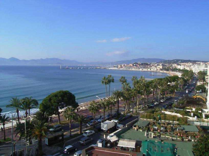 Orla de Cannes