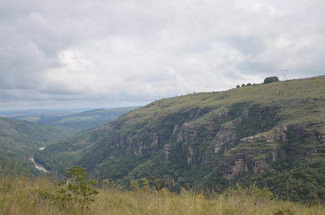 canyon guartelá Altair Abreu