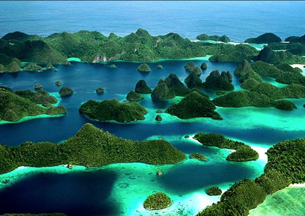 Raja Ampat, na Indonésia, não me escapa na próxima empreitada asiática