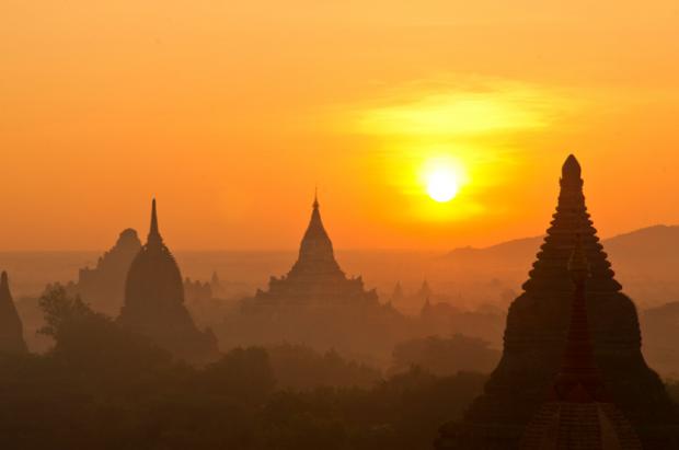Templos de Bagan: você chegou atrasado