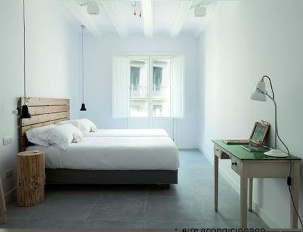 Quarto ultra minimalista (e lindo!) do Grau