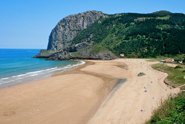 Playa de Laga, no País Basco: um achado pertinho da (blargh) famosa Mundaka