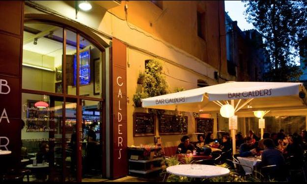 Terracinho delícia do Bar Calders
