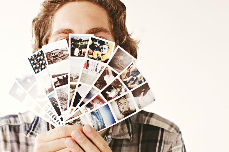 """Esses eu amo! Um pacote vem com nove """"fitinhas"""", ao todo são 36 fotos. Custa US$ 10"""