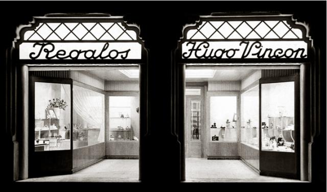 A Vinçon como era antigamente: aberta desde 1979