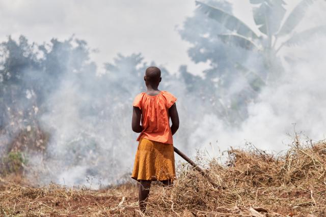 Uma das imagens de Uganda que podem ser compradas através do site da Cross Geographic (R$ 350)