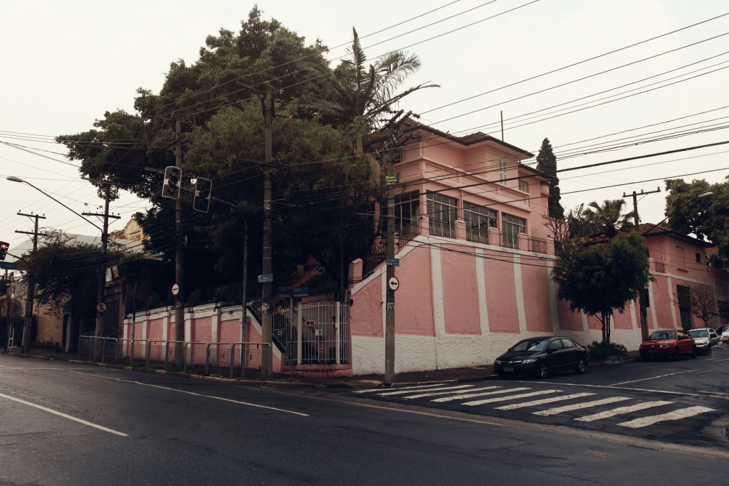 O Casarão do Vinil, na minha Rua dos Trilhos / Divulgação