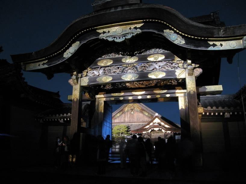 Castelo Nijo, em Kyoto