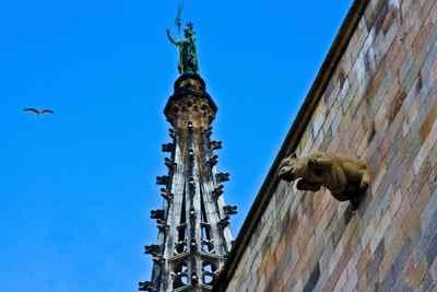 Detalhes da catedral gótica: para perder o olhar (foto: Sergio Scripilliti -www.scripzphoto.com)