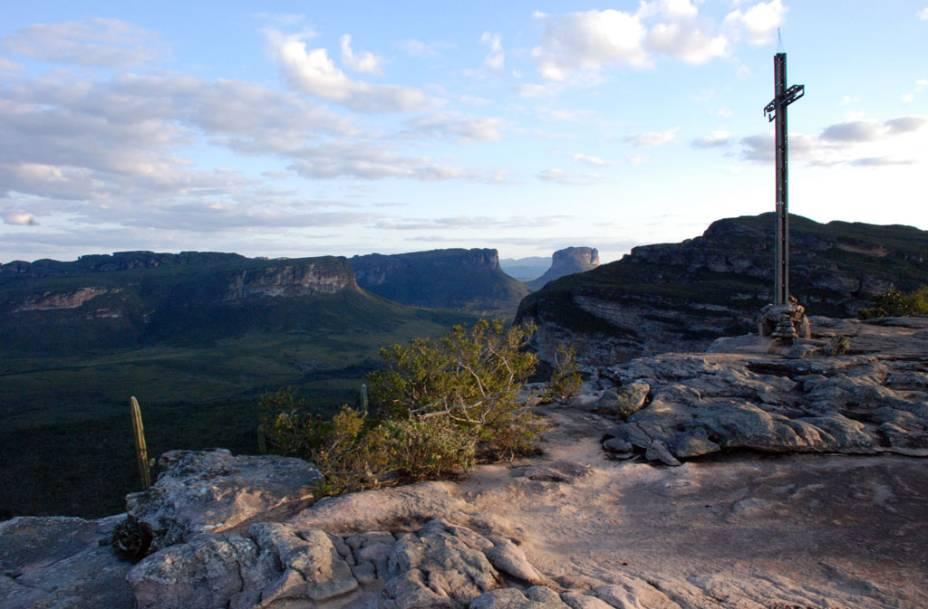 Morro do Pai Inácio, programa obrigatório da Chapada e local que rende a melhor foto do parque