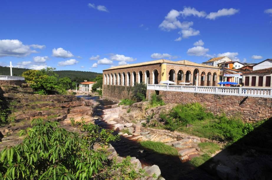 Lençóis, a porta de entrada da Chapada, com a melhor oferta de hospedagem, agências de turismo e restaurantes