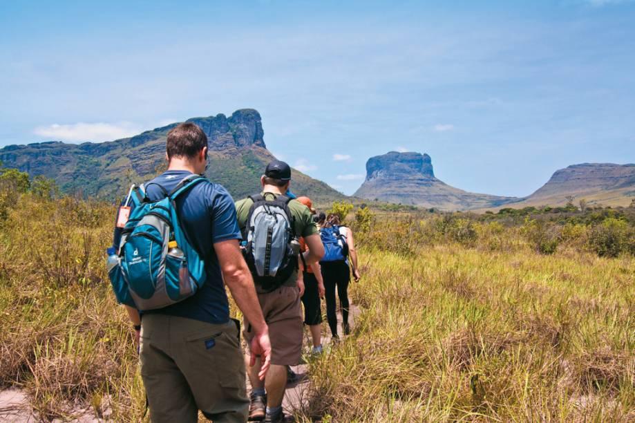 Trekking no Vale do Capão, o mais famoso da região