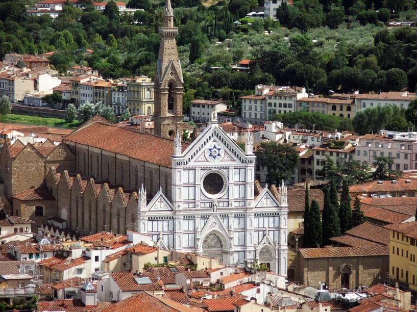 O Duomo da cidade de Greve in Chianti
