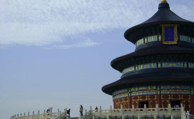O Templo do Céu: lindo, majestoso, esplendoroso e todo poderoso