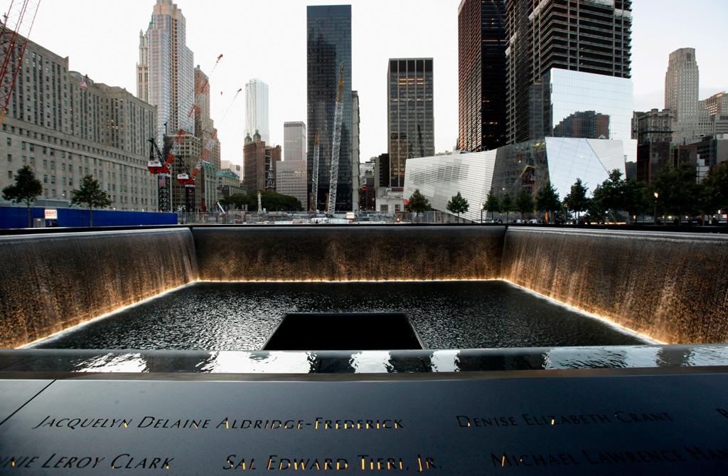 9/11 Memorial, Ground Zero, Nova York, EUA