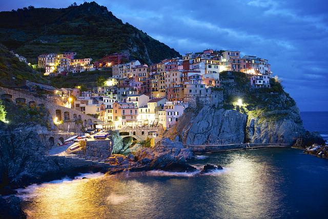 Amor eterno, amor verdadeiro por Cinque Terre <3 Foto: Lorraine Tan