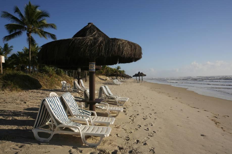 Hoje, é praticamente impossível não relacionar a Ilha de Comandatuba (Bahia) ao resort Transamérica, que ocupa a maior parte do seu território