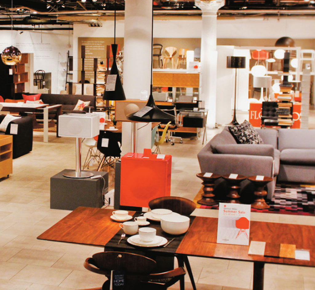 The Conran Shop, loja de design criativo