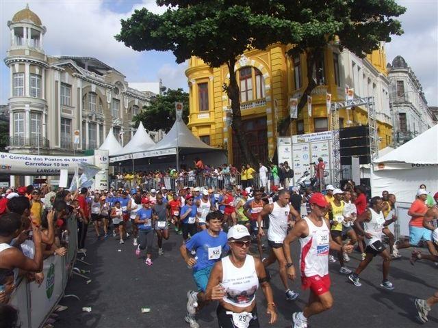 Corrida das Pontes de Recife