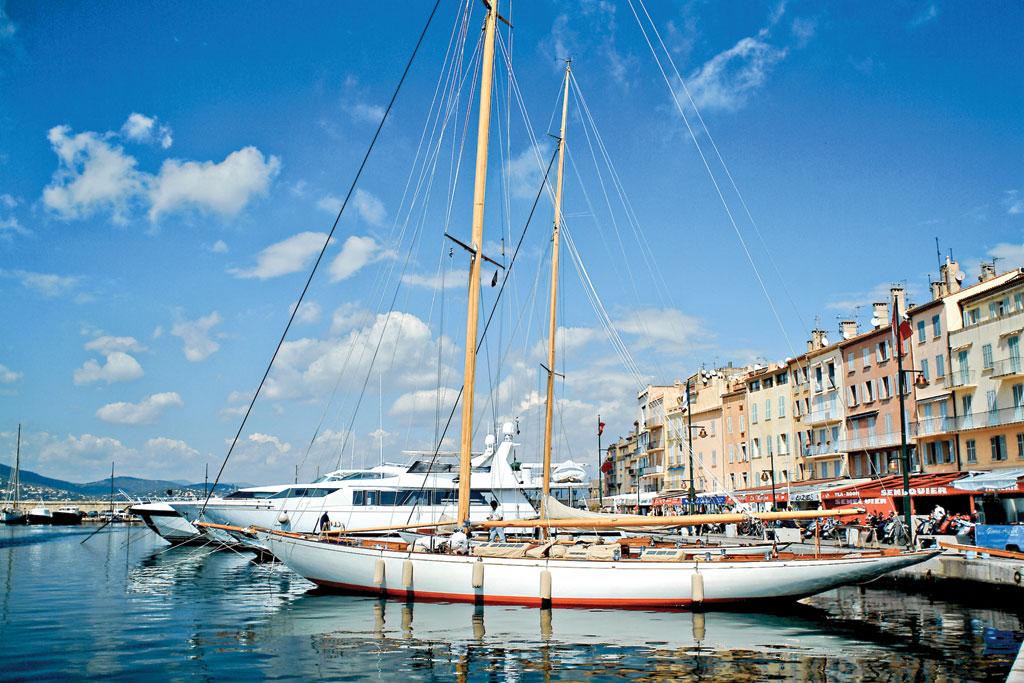 A Riviera Francesa de Côte d'Azur é ainda mais sofisticada em maio, com o Festival de Cannes