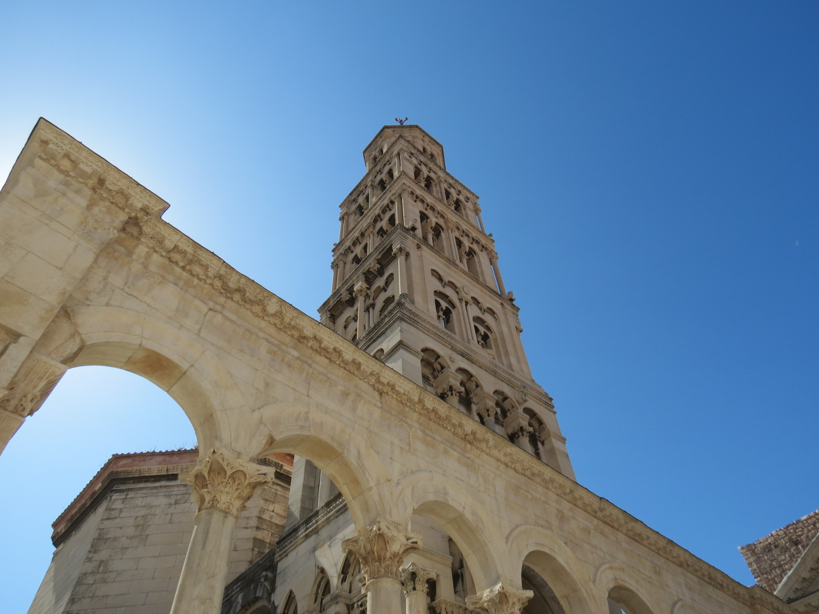 Split, a minha favorita nos quesitos história e cultura