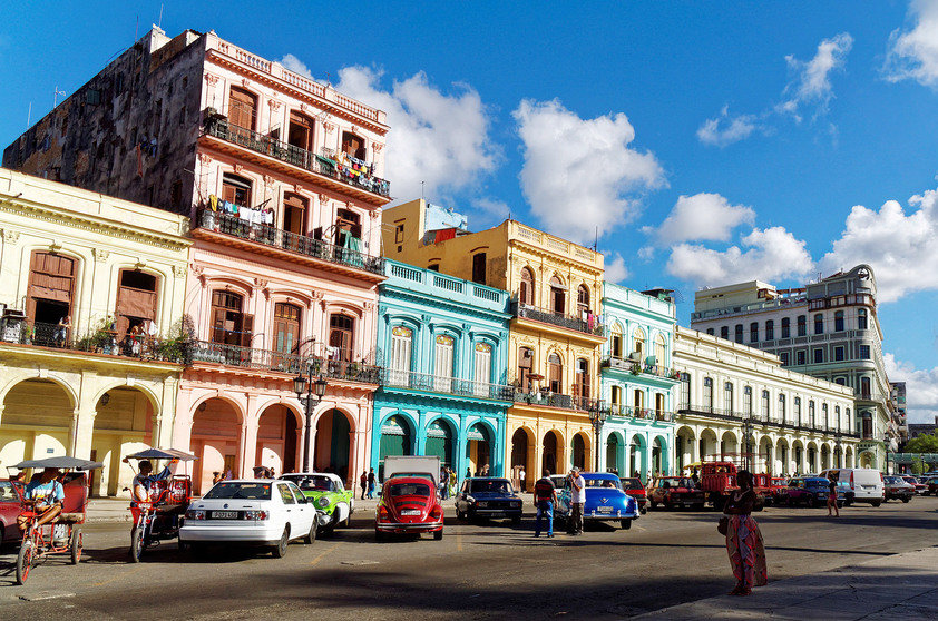 Havana linda para convenecer (Foto: