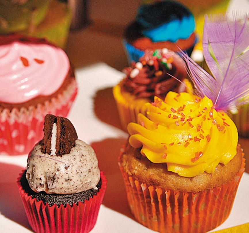 Cupcakes do Muma's