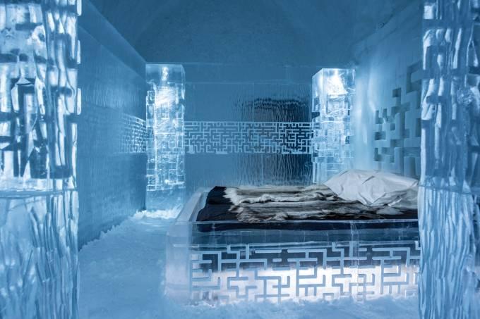 Icehotel – Suecia