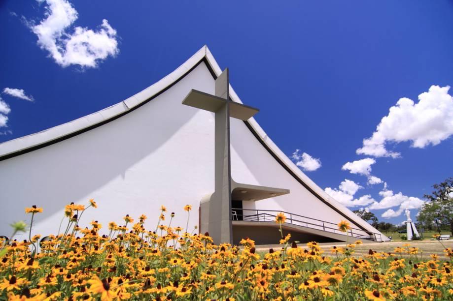 Capela Militar, em Brasília