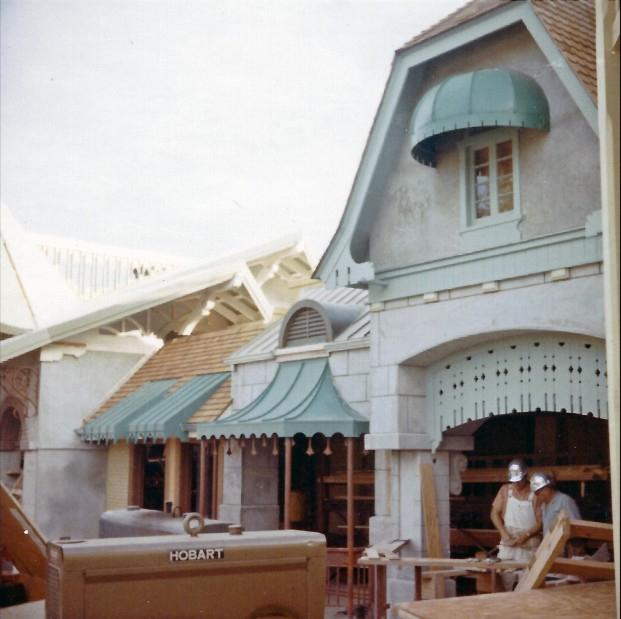Disney-construcao