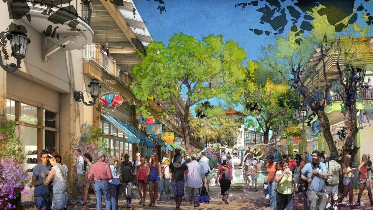 Town Center (Imagem: divulgação)
